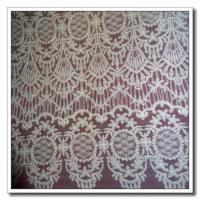 Floral Drapery Lace Fabric