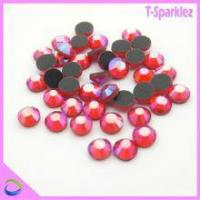 Buy cheap strong glue bling crystal hot fix on brooch from Wholesalers