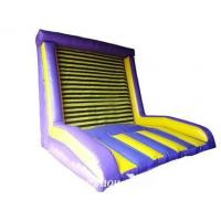 Good Price Magic Inflatable Stick Wall For Sale, Adult Inflatable Velcro Jump Wall