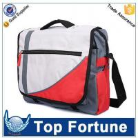 Buy cheap promotion 600D polyester sling bag with cell phone pocket from wholesalers
