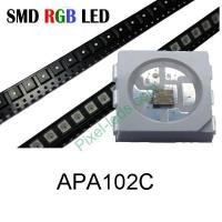 Buy cheap APA102C RGB inbuild SMD5050 from Wholesalers