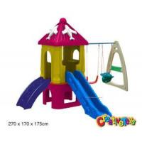 China Outdoor children swing set CT88108 on sale