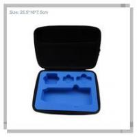Buy cheap Zip up Closure watch Case watch Storage Box from wholesalers
