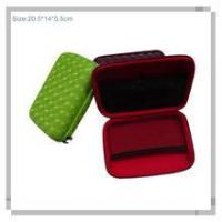 Buy cheap custom made EVA cosmetic bag and case from wholesalers