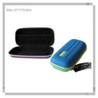 Buy cheap Waterproof Cheap fashion stationary EVA pencil case with zipper from wholesalers