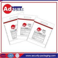 Buy cheap Patient's Medicine Inventory Security Bags from wholesalers