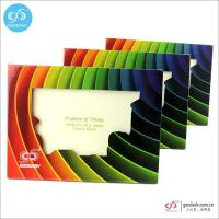 Products Custom design paper photo frame cheap picture frames in bulk