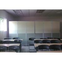 Buy cheap acoustic folded partition from Wholesalers