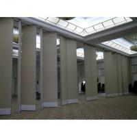 Buy cheap acoustic folding partition from Wholesalers