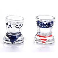 Glass Crafts,shot glass, souvenir glass mug BD-AN016