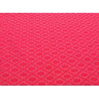 China Tatting jacquard cushion mattress Model: 8254-Red on sale