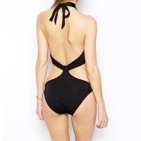 Buy cheap Cross Front Wrap Halter Sexy Swimwear S14-SW163 from Wholesalers