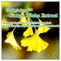 Buy cheap Ginkgo Biloba Extract 24/6 Water-Soluble from wholesalers