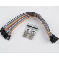 Buy cheap 2pcs USB 2.0 to TTL UART 6PIN Module Serial Converter USB to UART cp2102 STC from Wholesalers