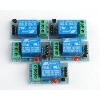 Buy cheap 5pcs channel Relay Module For PIC ARM AVR 5v relays DSP SRD-05VDC-SL-C from Wholesalers