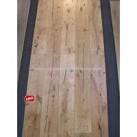 Buy cheap White Oak Big Width Stained Oak Engineered Wood Floor from Wholesalers