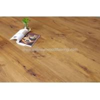 Buy cheap White Oak Smoke Cracks With Natural Oil Oak Flooring from Wholesalers
