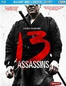 Buy cheap 13 Assassins (Blu-ray + Digital Copy) from wholesalers