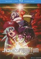 Buy cheap .hack//Quantum: The Complete 3 OVA Series (Blu-ray + DVD Combo) from wholesalers