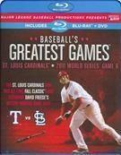 Buy cheap Baseball's Greatest Games: 2011 World Series Game 6 (Blu-ray + DVD Combo) from Wholesalers