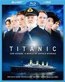 Buy cheap Titanic (Blu-ray + DVD Combo) from Wholesalers