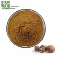 Buy cheap High Quality Lentinan Shitake Mushroom Extract Polysaccharides from wholesalers