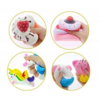 Buy cheap rising toys Arrivals Cream Scented Jumbo Squishy Rainbow Cheese Cake Slow Rising Squishy toys from wholesalers