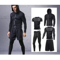 Buy cheap Customized Men Jogging Suit from wholesalers