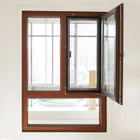 Buy cheap Tilt turn wood window from wholesalers