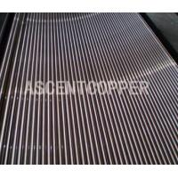 Buy cheap Copper Nickel Tube for Marine Air Cooler from wholesalers