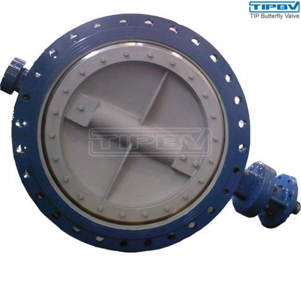 China Unidirectional Soft Seal Triple Offset Butterfly Valve Series 3300