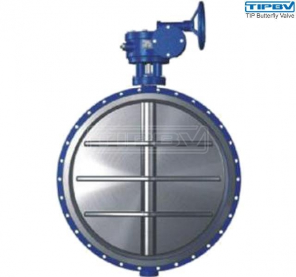 China Flue Gas Butterfly Valve Series 1300