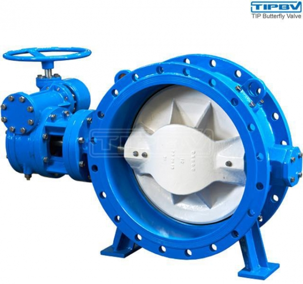 China Double Offset Butterfly Valve Series 2000