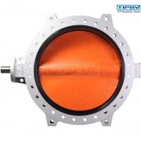 Buy cheap Elastomer Lined Center Line Butterfly Valve Series 1100 from wholesalers