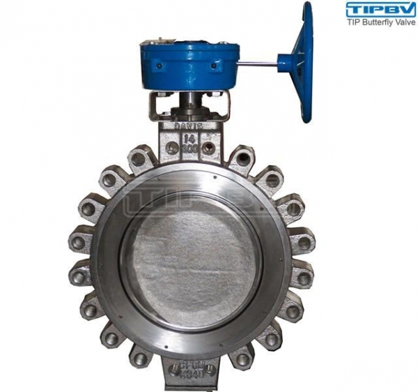 China Soft Seal High Performance Butterfly Valve Series 5100