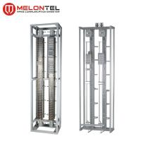 Buy cheap MT-2232-A 2400 Pair Open rack with Krone LSA module back mount frame from wholesalers