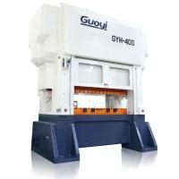 Buy cheap 400 Ton Motor High Speed Stamping Machine from wholesalers