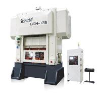 Buy cheap 100 Ton Motor High Speed Stamping Machine from wholesalers