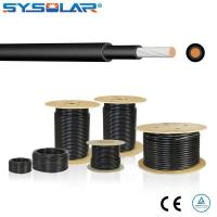 Buy cheap Solar Wire Cable UL4703 10 awg supplier for solar systems from wholesalers