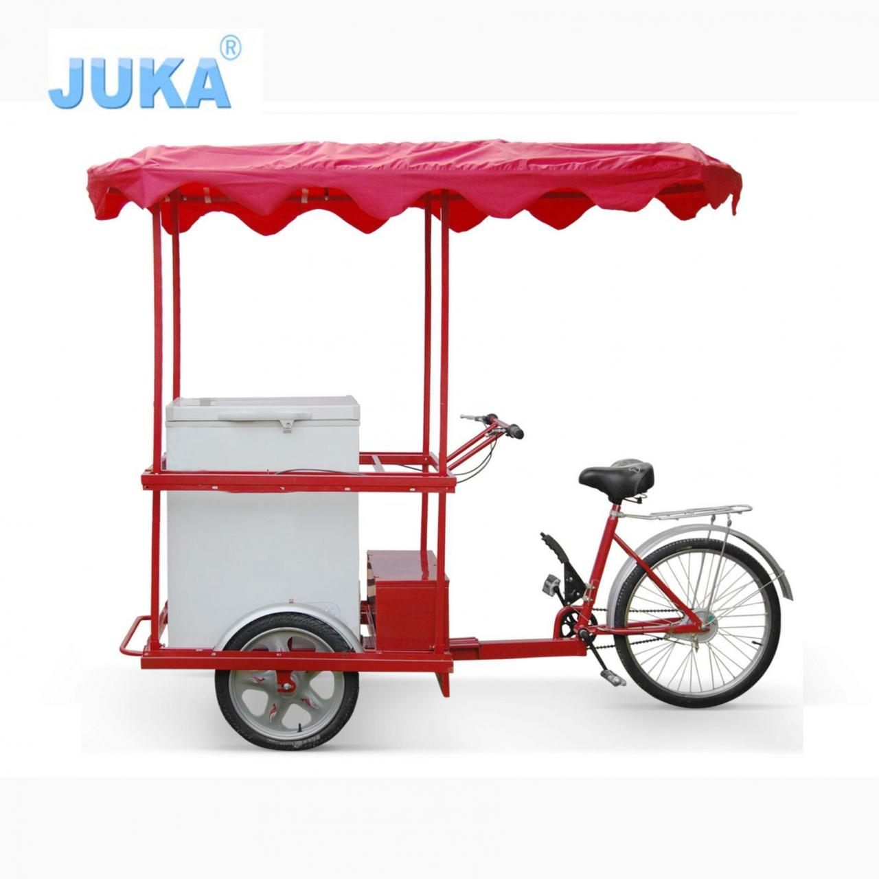 Buy cheap 208Liter Solar Ice Cream Tricycle from wholesalers