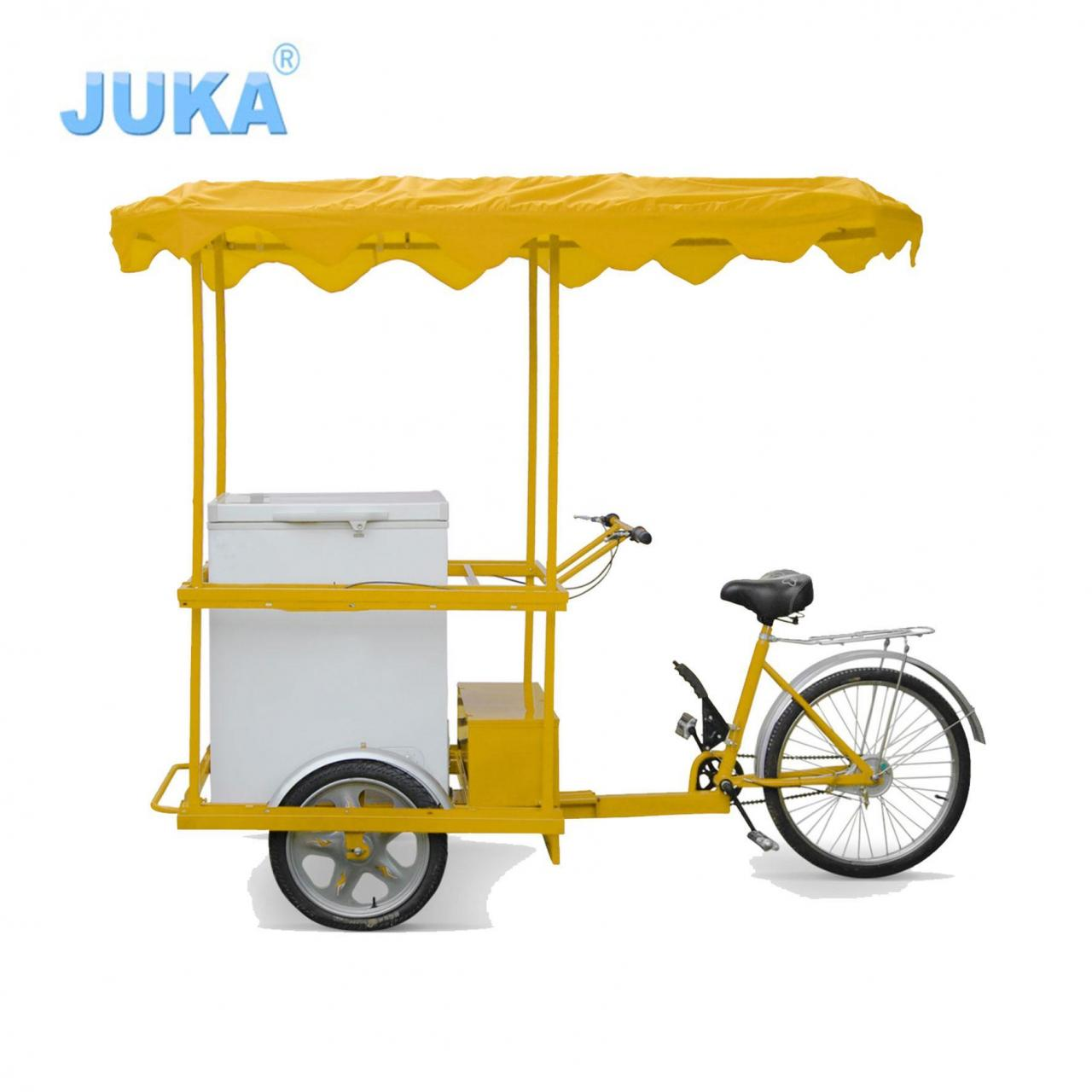 Buy cheap 158Liter Solar Ice Cream Tricycle from wholesalers