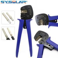 Buy cheap MC4 crimping toool mc4 crimper for mc4 male and female connectors from wholesalers