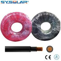 Buy cheap Solar PV Wire 12 awg uv resistant cable UL4730 solar supplier from wholesalers