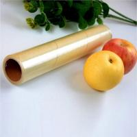 Buy cheap Fruit Packing Food Stretch PVC Film from wholesalers