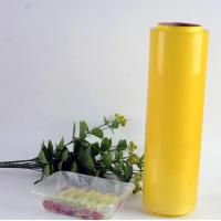 Buy cheap Best Fresh Food Packing Stretch PVC Cling Film from wholesalers