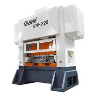 Buy cheap Motor Mechanical High Speed Precision Press from wholesalers