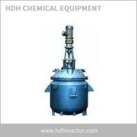 Buy cheap Steam Heating Reaction Vessel from wholesalers