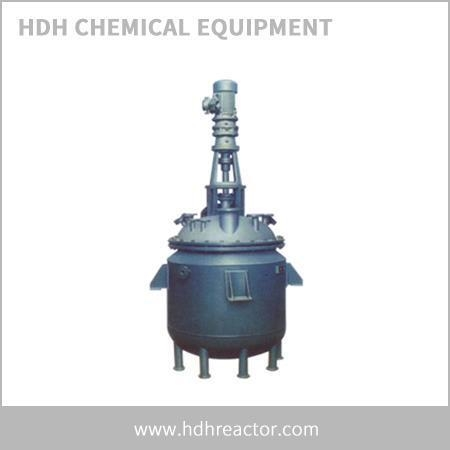 China Electric Heating Pharmaceutical Reactor