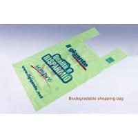 Buy cheap Biodegradable Plastic Shopping Bags from wholesalers