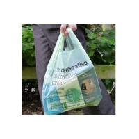 Buy cheap Compostable Plastic Shopping Bags from wholesalers